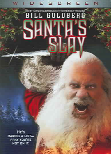 SANTA'S SLAY BY GOLDBERG,BILL (DVD)